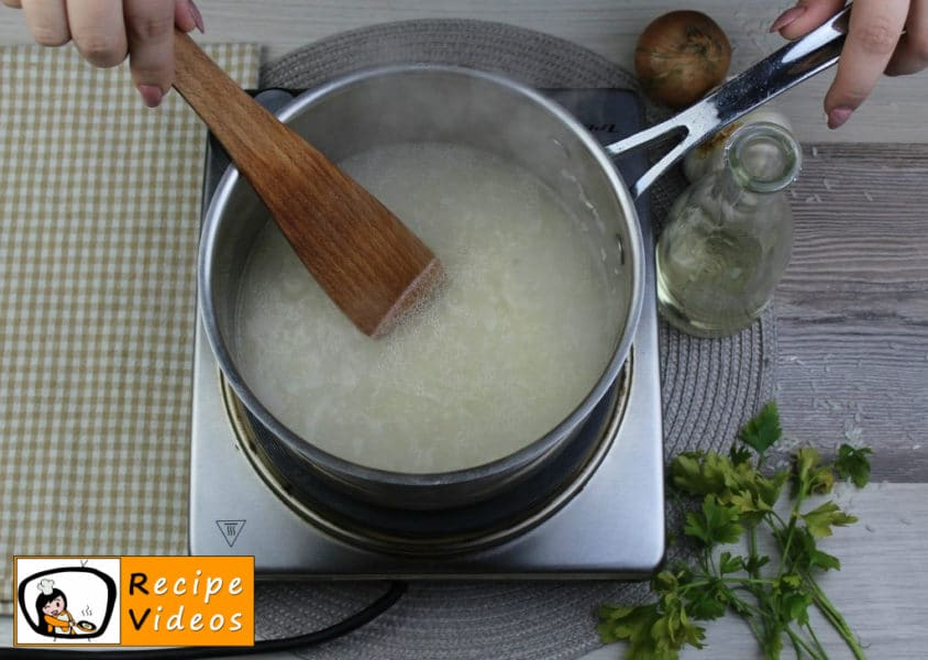 Rice recipe, how to make Rice step 2