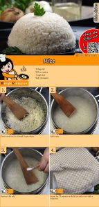Rice recipe with video