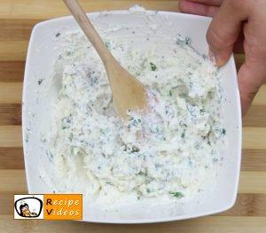 Ricotta lasagna recipe, prepping Ricotta lasagna step 4