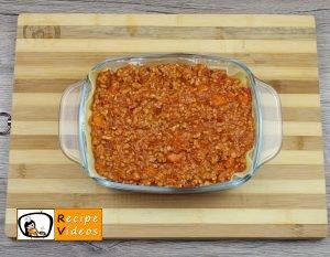 Ricotta lasagna recipe, prepping Ricotta lasagna step 5