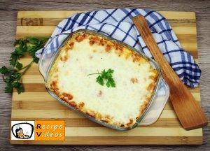 Ricotta lasagna recipe, prepping Ricotta lasagna step 6