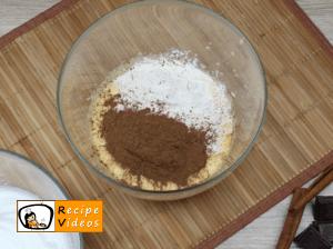 Rigó Jancsi - Hungarian Chocolate Sponge Cake recipe, prepping Rigó Jancsi - Hungarian Chocolate Sponge Cake step 3