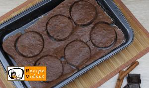 Rigó Jancsi - Hungarian Chocolate Sponge Cake recipe, prepping Rigó Jancsi - Hungarian Chocolate Sponge Cake step 6