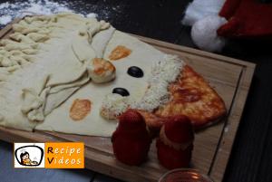 Santa's beard recipe, how to make Santa's beard step 6