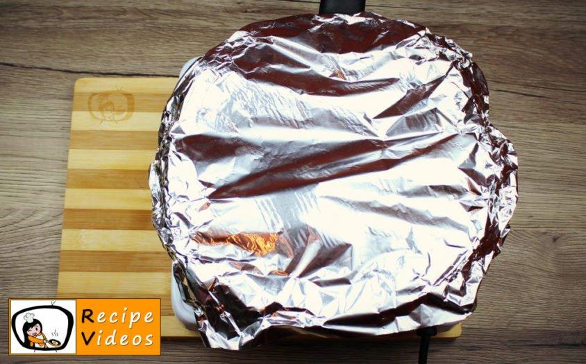 Sausage Daisies recipe, prepping Sausage Daisies step 6