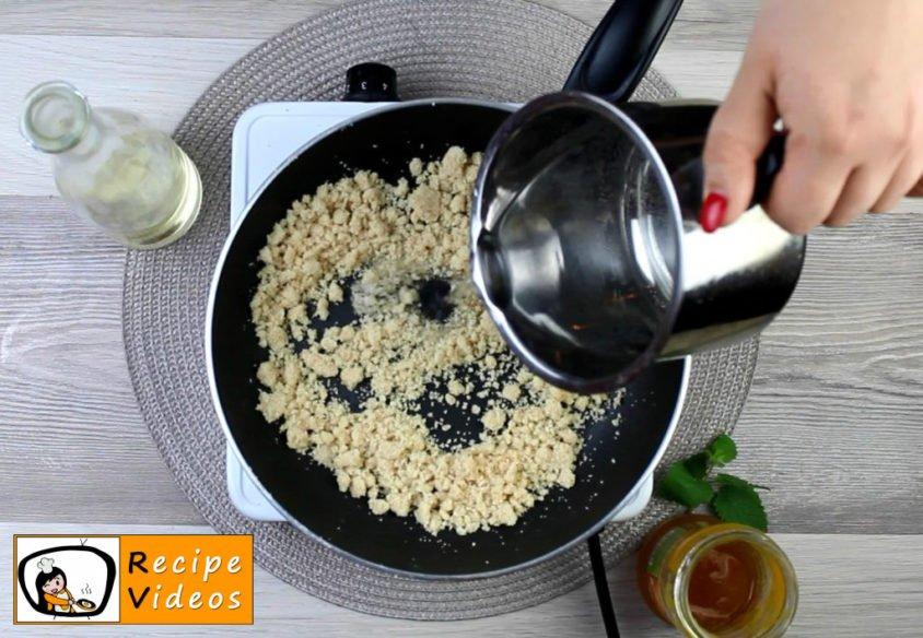 Semolina Pasta recipe, prepping Semolina Pasta step 2