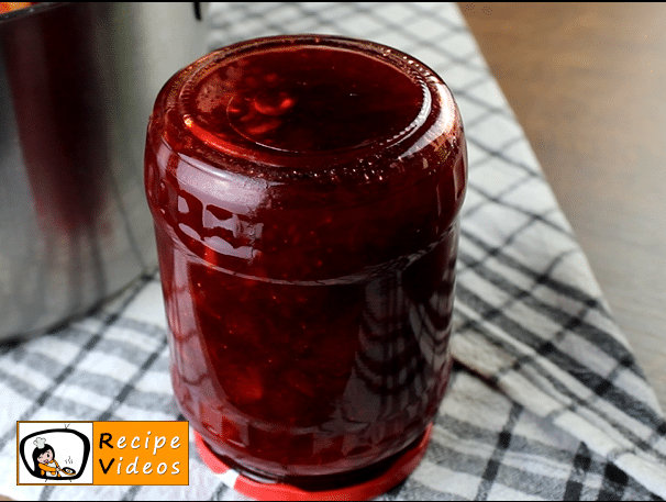Strawberry Jam recipe, how to make Strawberry Jam step 5