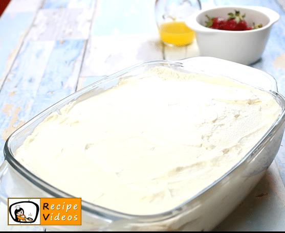 Strawberry Tiramisu recipe, how to make Strawberry Tiramisu step 7