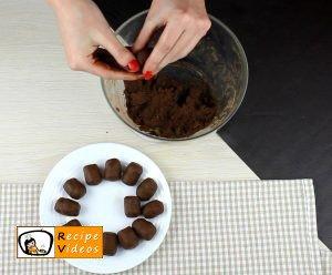 Szaloncukor recipe, how to make Szaloncukor step 2