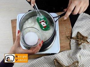 Szaloncukor recipe, how to make Szaloncukor step 6
