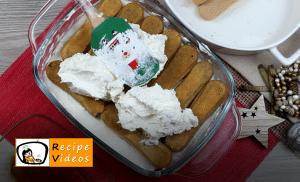 Tiramisu Layer Cake recipe, prepping Tiramisu Layer Cake step 7