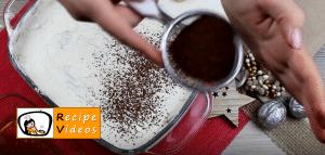 Tiramisu Layer Cake recipe, prepping Tiramisu Layer Cake step 8