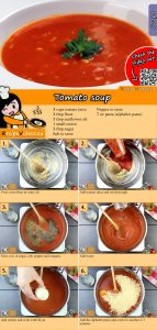 Tomato soup recipe with video