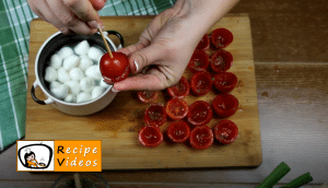 Breaded tomato nibbles recipe, how to make Breaded tomato nibbles step 5