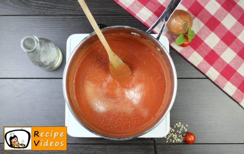 Tomato soup recipe, prepping Tomato soup step 3