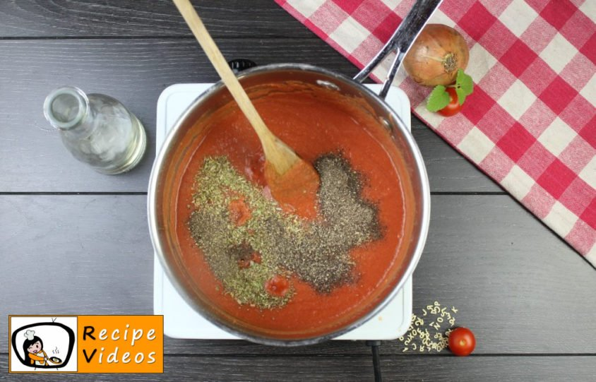 Tomato soup recipe, how to make Tomato soup step 4