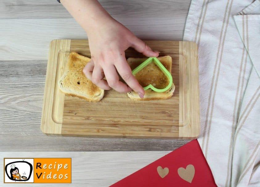 Valentine's Day Breakfast recipe, how to make Valentine's Day Breakfast step 7