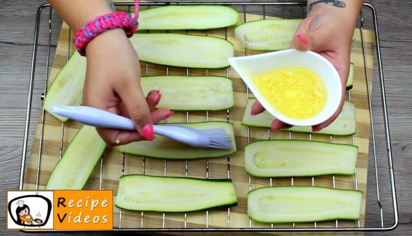 Zucchini Rolls recipe, prepping Zucchini Rolls step 5
