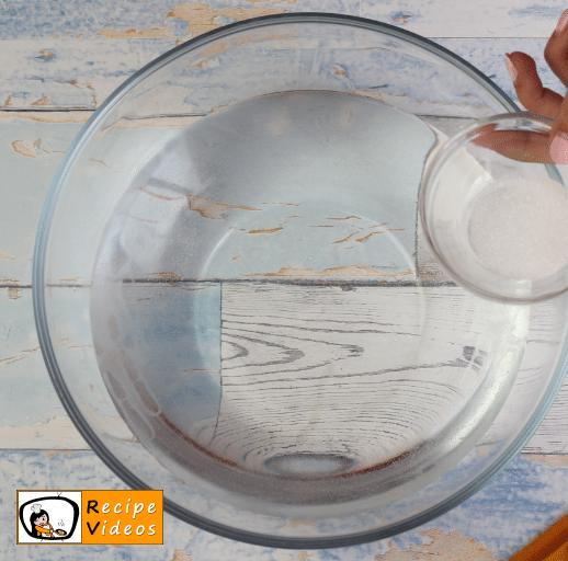 Peach Preserves recipe, how to make Peach Preserves step 1
