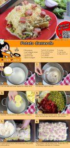 Potato casserole recipe with video