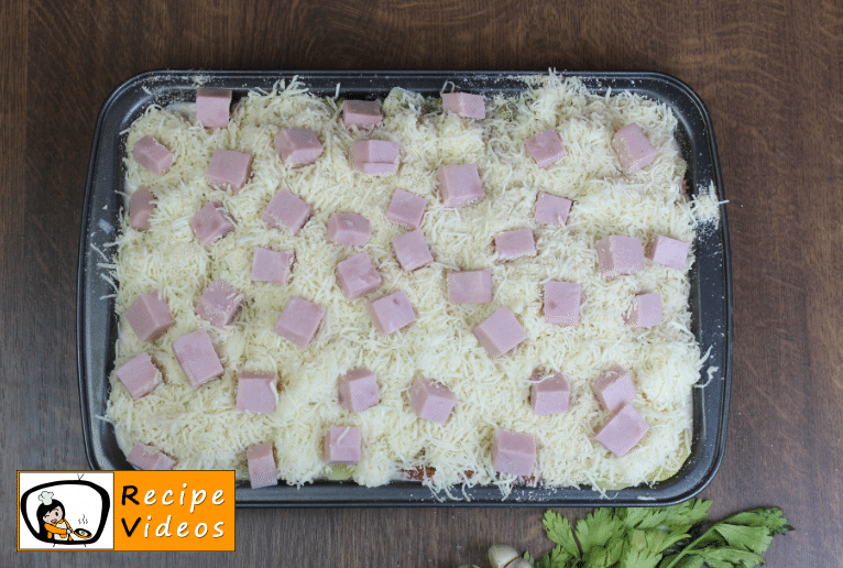 Potato Casserole recipe, prepping Potato Casserole step 6