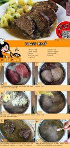 Roast Beef recipe with video
