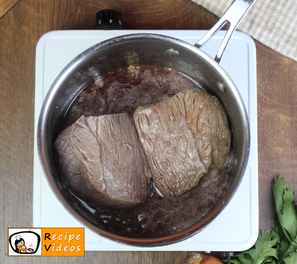 Roast Beef recipe, prepping Roast Beef step 2