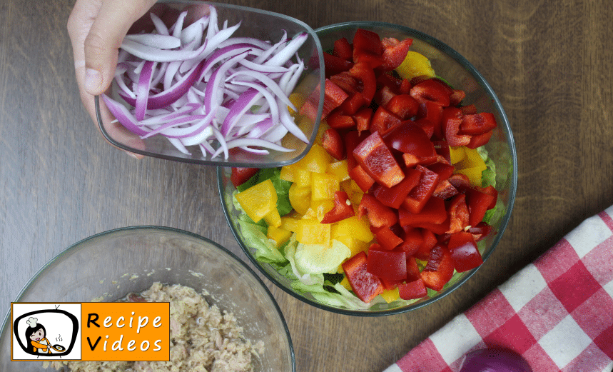 Tuna Salad recipe, prepping Tuna Salad step 3