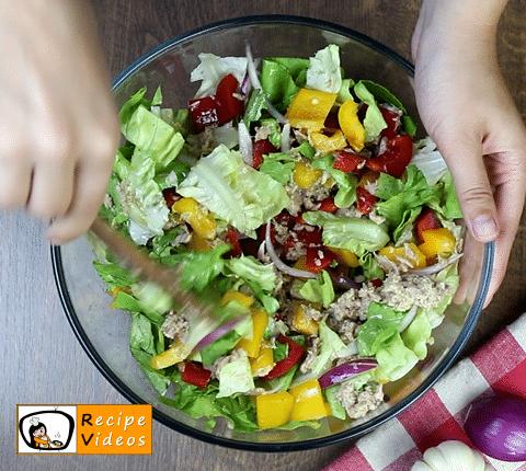 Tuna Salad recipe, prepping Tuna Salad step 4