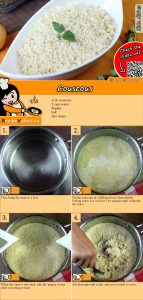 Couscous recipe with video