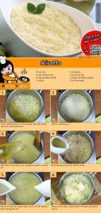 Risotto recipe with video
