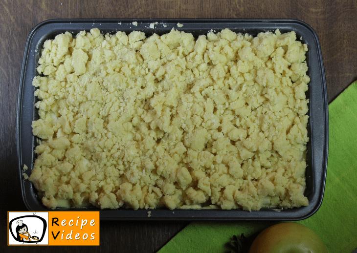 Apple Crumble Pie recipe, how to make Apple Crumble Pie step 6