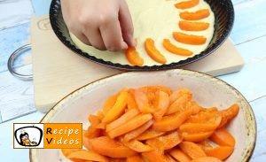 Apricot Pie recipe, prepping Apricot Pie step 4