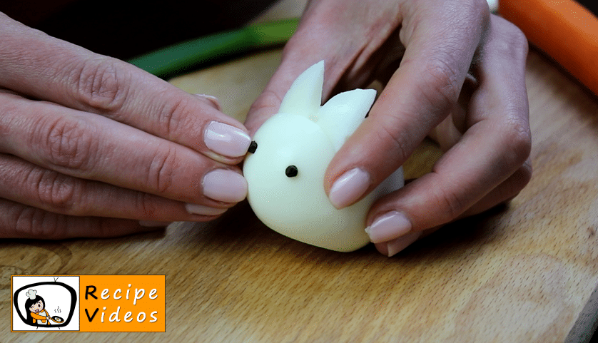 Easter DIY Egg Bites recipe, prepping Easter DIY Egg Bites step 5