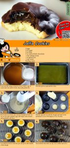 Jaffa Cookies recipe with video