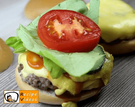 All-American Cheeseburger recipe, how to make All-American Cheeseburger step 6