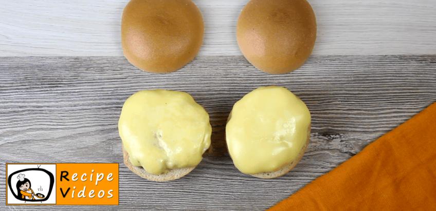 All-American Cheeseburger recipe, how to make All-American Cheeseburger step 4