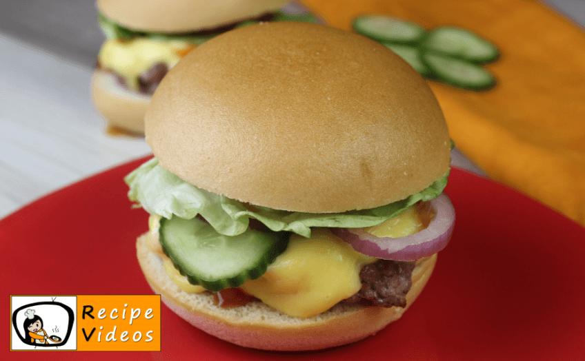 All-American Cheeseburger recipe, how to make All-American Cheeseburger step 7