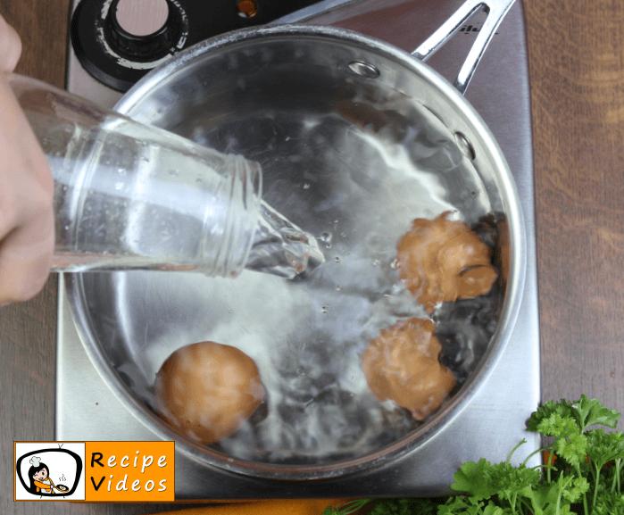 Hard-boiled Eggs recipe, how to make Hard-boiled Eggs step 2