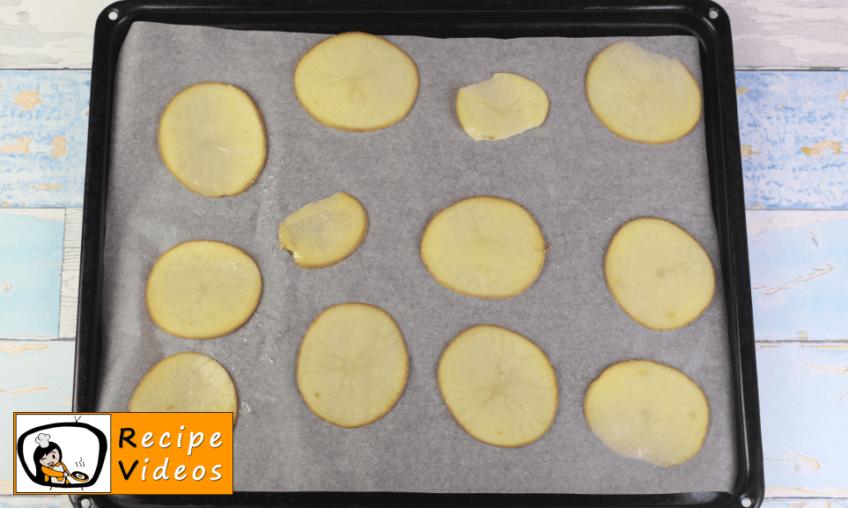 Homemade Potato Chips recipe, how to make Homemade Potato Chips step 4