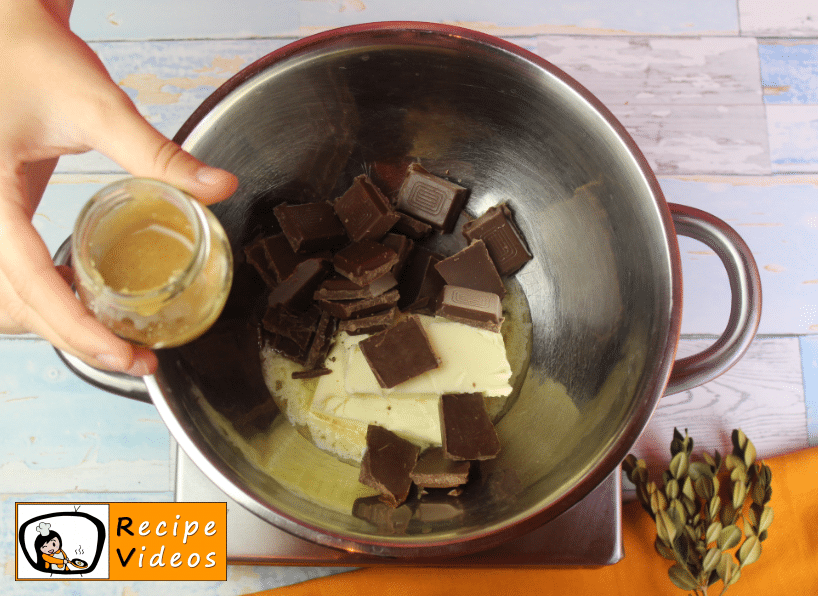 Rocky Road recipe, how to make Rocky Road step 1