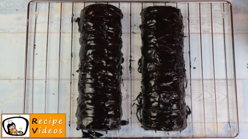 Three-foot-long Cake recipe, how to make Three-foot-long Cake step 16