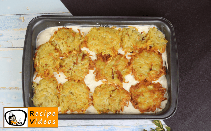 Hashbrown Casserole recipe, prepping Hashbrown Casserole step 3