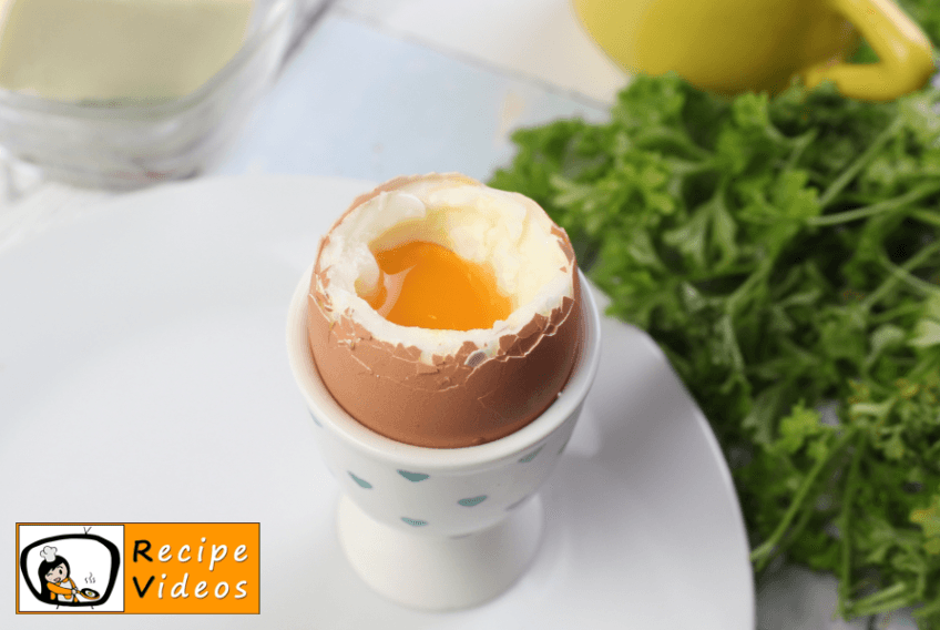 Soft-boiled Eggs recipe, how to make Soft-boiled Eggs step 3