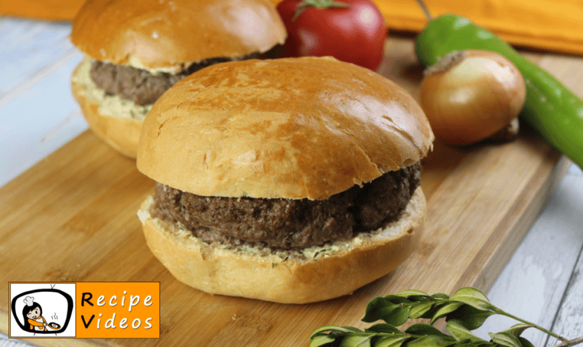 Juicy Lucy recipe, how to make Juicy Lucy step 4