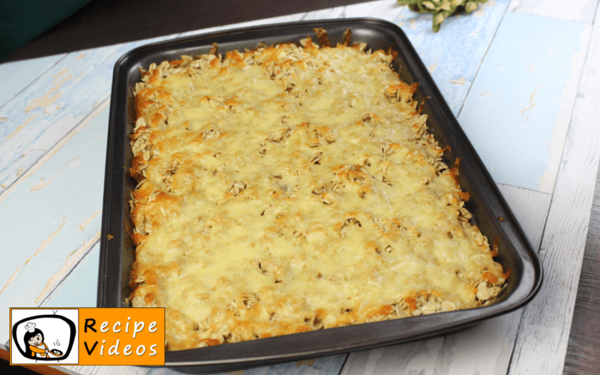 Hashbrown Casserole recipe, prepping Hashbrown Casserole step 5