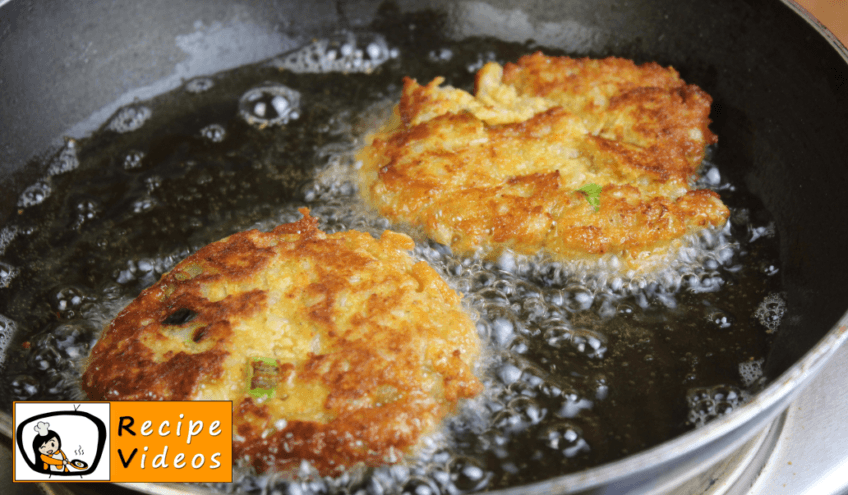 Veggie-Burger recipe, how to make Veggie-Burger step 6