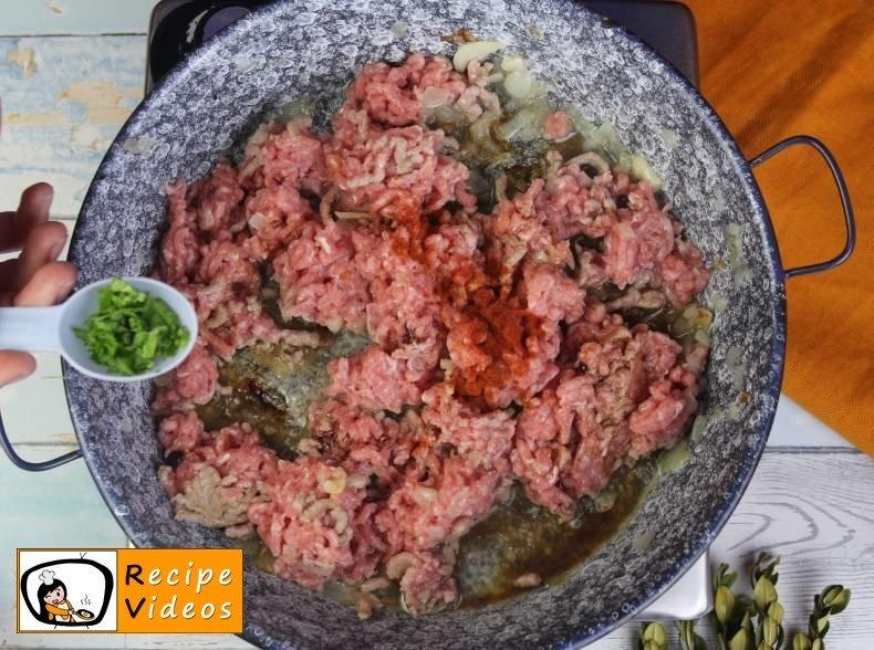 Burritos recipe, how to make Burritos step 2