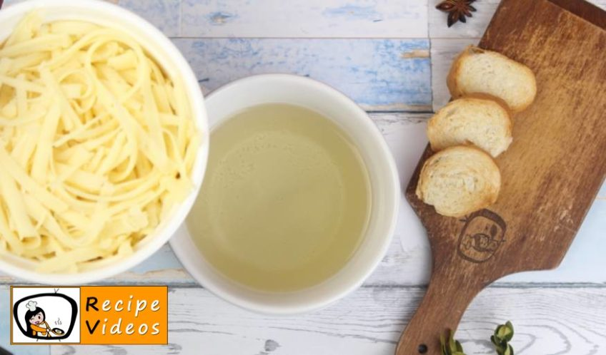 Cheese Fondue recipe, how to make Cheese Fondue step 2