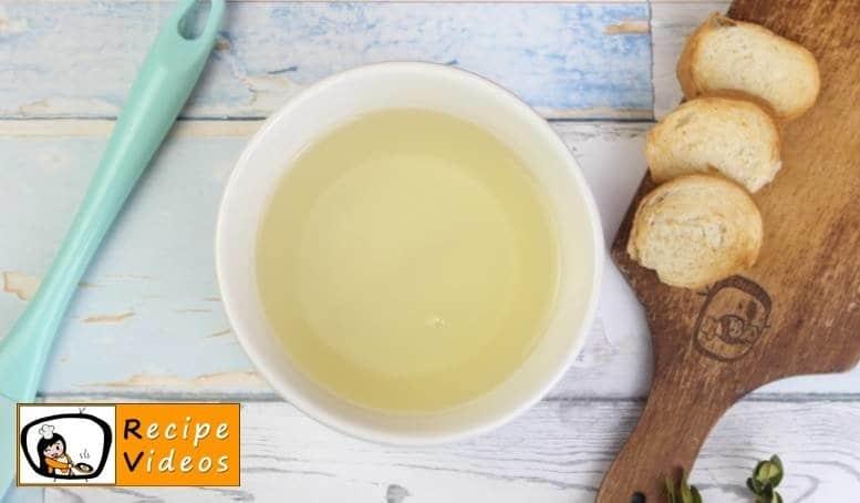 Cheese Fondue recipe, how to make Cheese Fondue step 1
